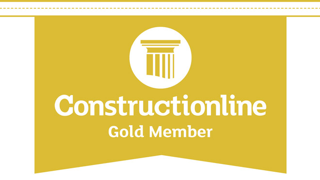 Constructionline Gold Membership