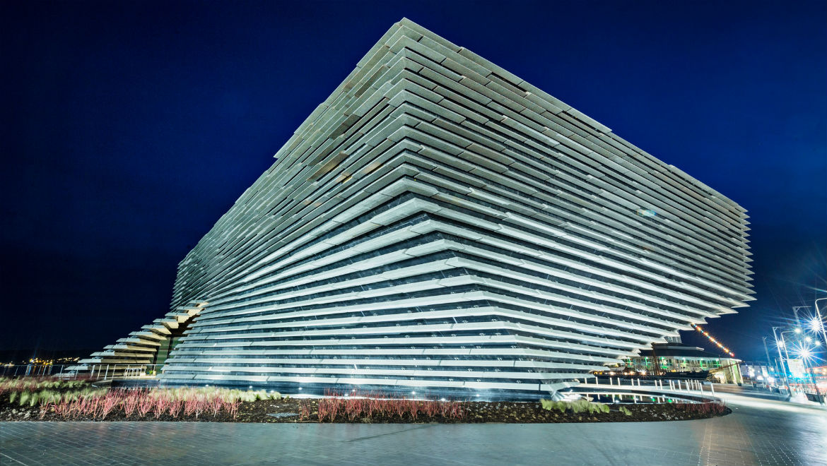 V&A Museum, Dundee 1